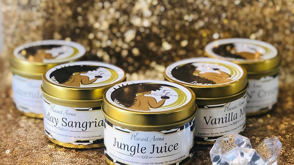 Jungle Juice Massage Candle