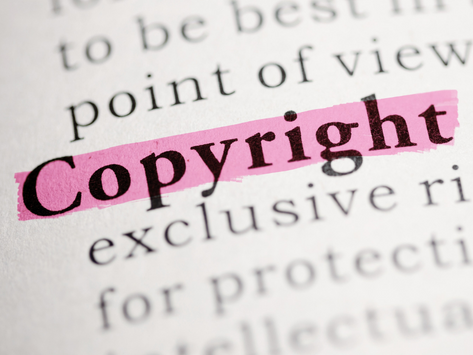 Photography & Copyright