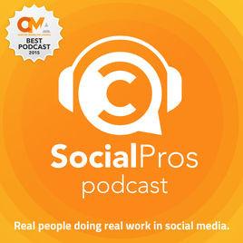 Social Pros Podcast Logo