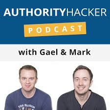 Authority Hacker Podcast Logo