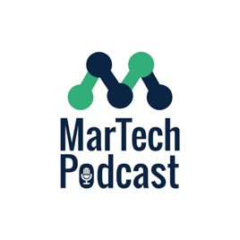 MarTech Podcast Logo