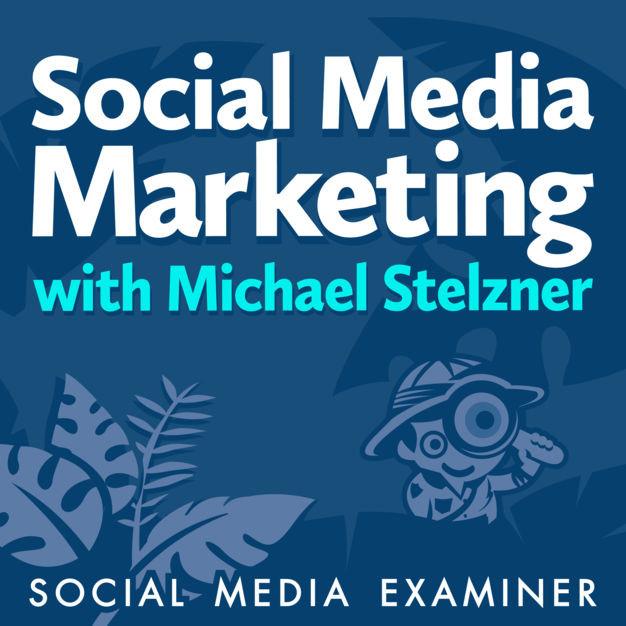 Social Media Marketing Podcast Logo