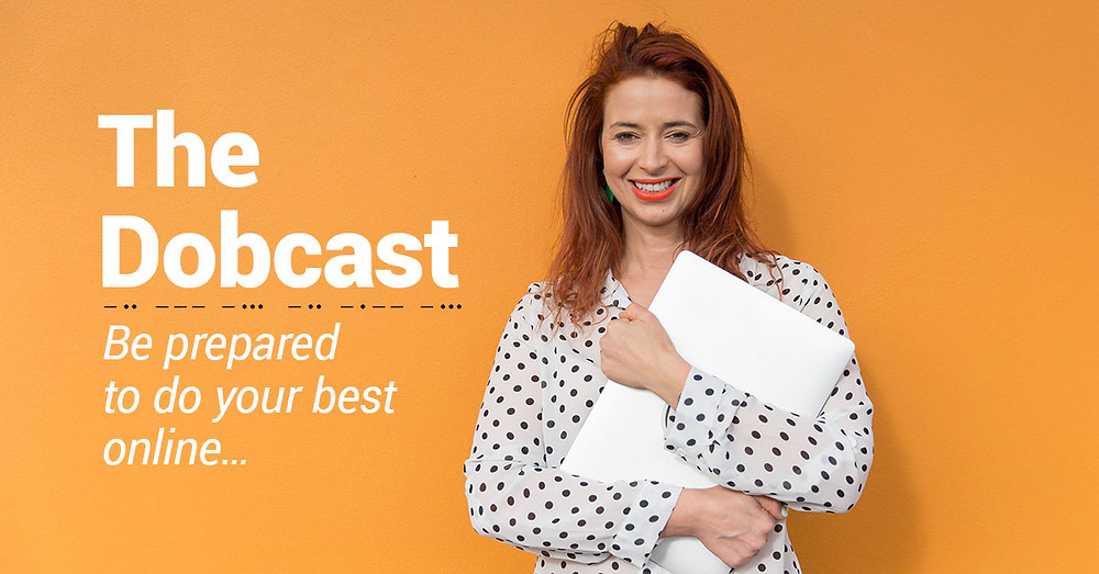 The Dobcast Podcast Branding