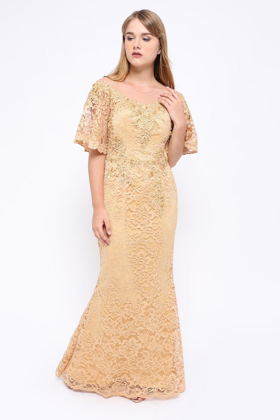 Kiat Memilih Dress Untuk Tubuh Full Waist