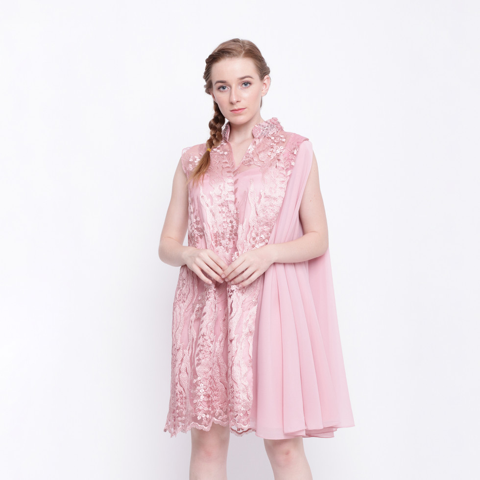 Makna Motif Pada Chinese Dress Oleh Butik Online