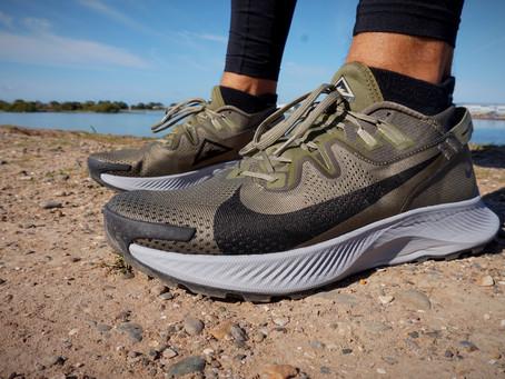 Nike Pegasus Trail 2; Olive