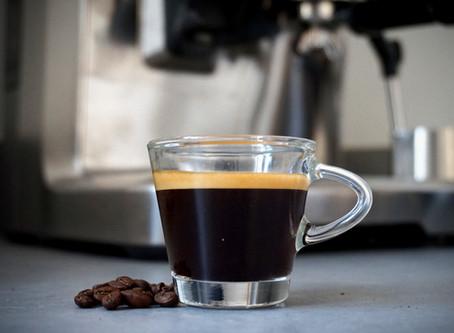 Espresso; Recipe and Ratio