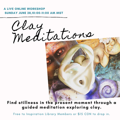 Clay Meditations