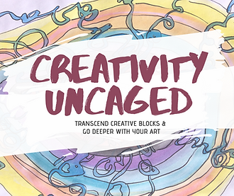 Creativity Uncaged: Personal Guidance with 45 Minute Call
