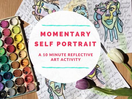 Momentary Self Portrait