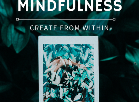 One Week of Photography & Creative Mindfulness