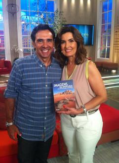 Entrevista com Fátima Bernardes