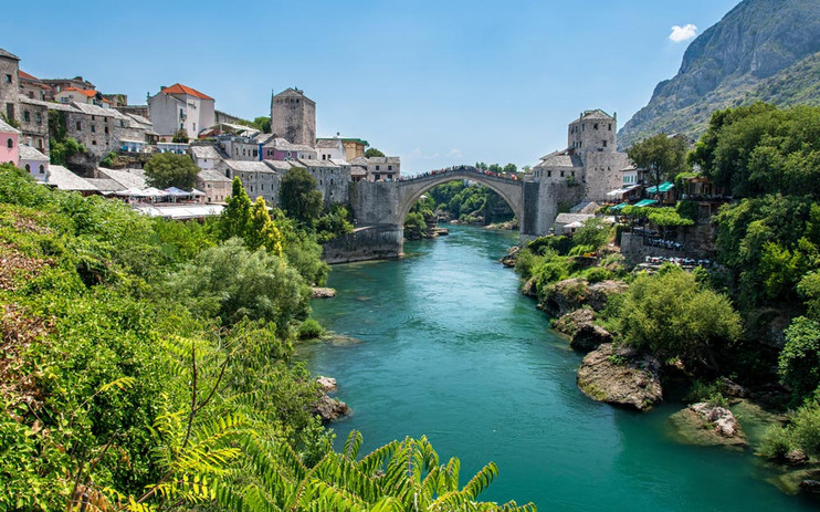 Mostar - Bósnia