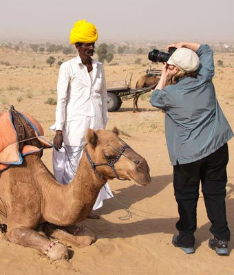 Participe de uma Expedição Fotográfica