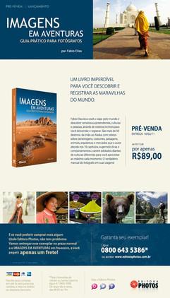 Livro Imagens em Aventura