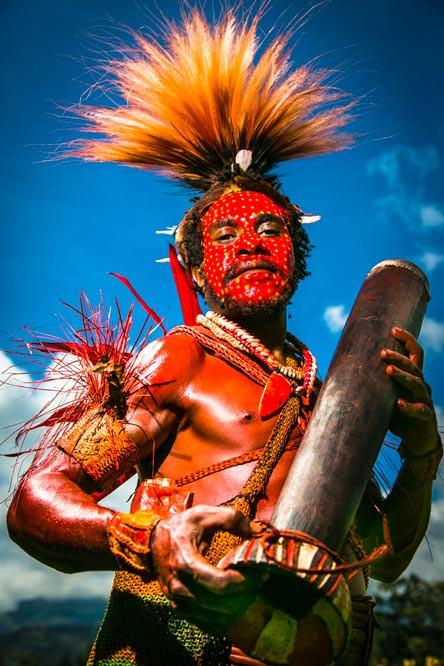 Expedição Fotográfica Papua Nova Guiné