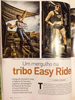 Um mergulho na tribo Easy Rider