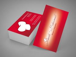 Cartão de Visita Gorete Bitencourt