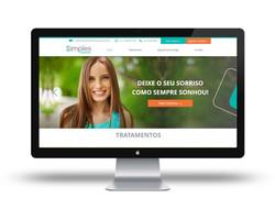 Site Simples Implantes