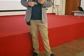 Professor Cristiano Borges Curso Marketing Digital BH