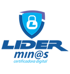 Logo Líder Minas Certificadora Digital