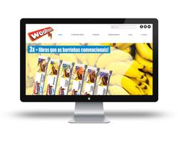 Site Woohoo Brasil