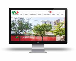 Site Clube Palmeiras
