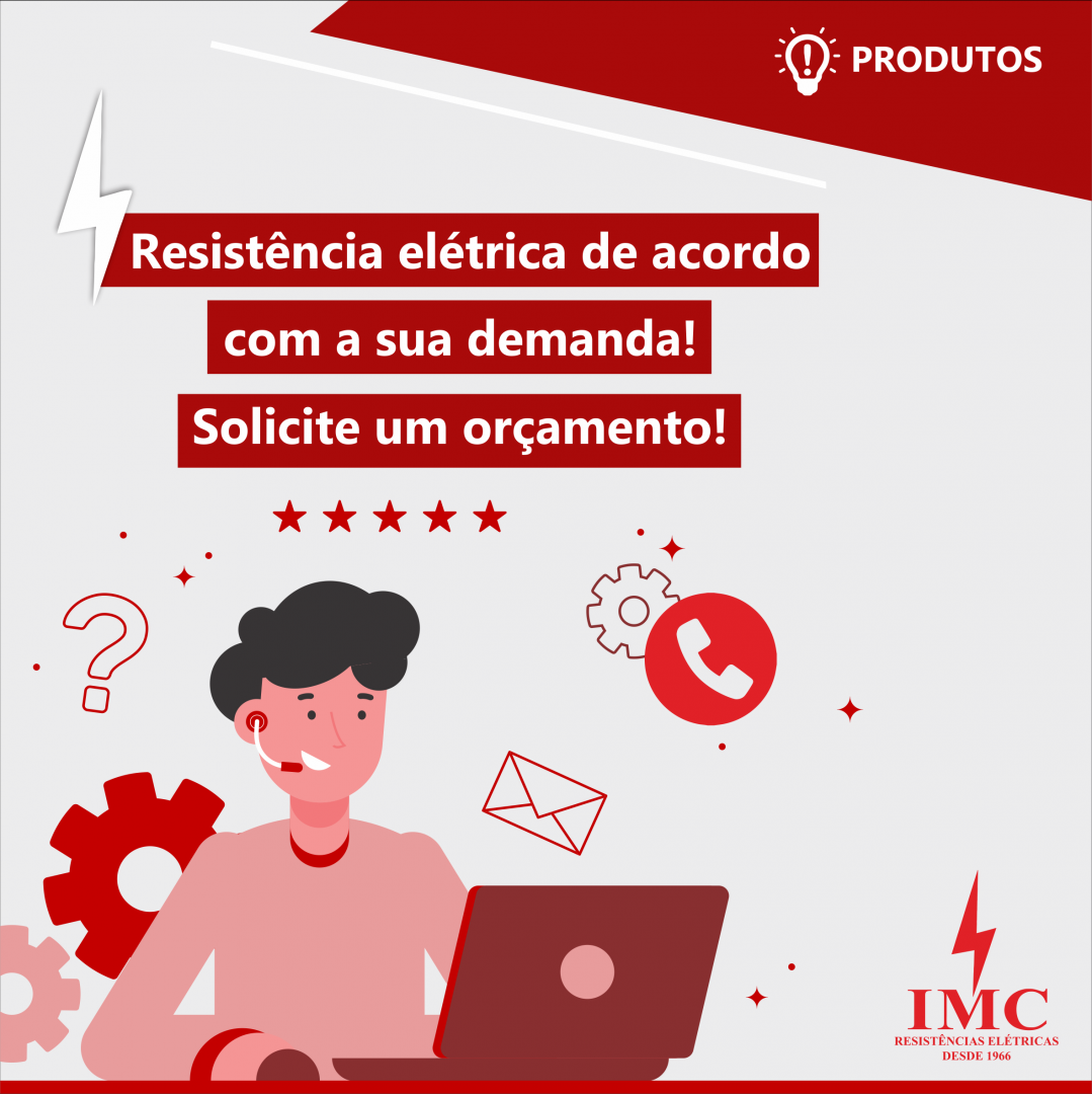 Post IMC Resistências Elétricas