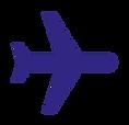 Ícone traslado aéreo - Funerári São Matheus