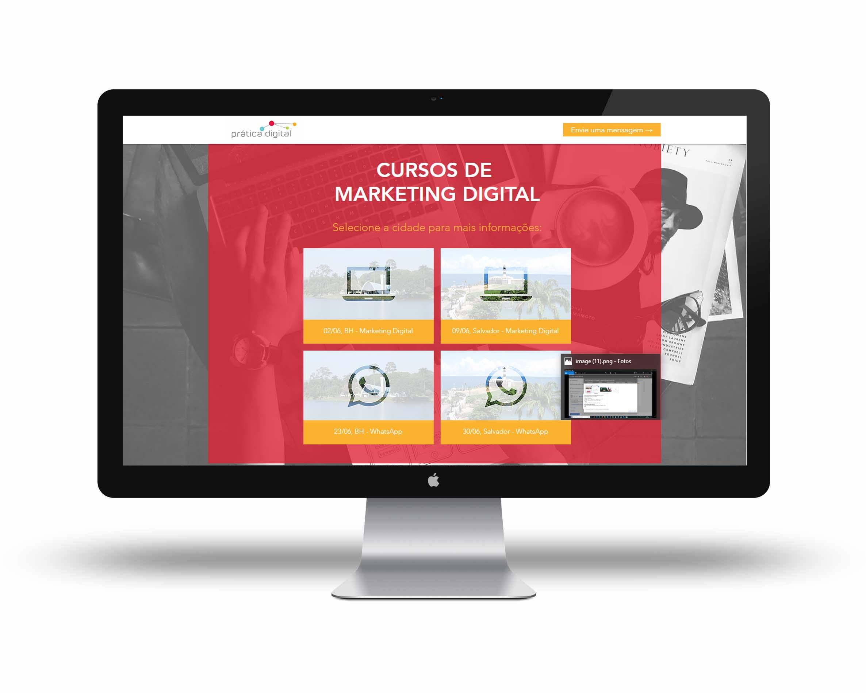Site Prática Digital