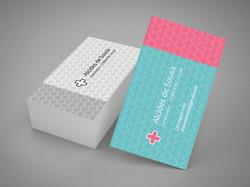Cartão de Visita Alcides de Sousa