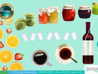 Conheça 8 alimentos inocentes que podem fazer mal para os seus dentes