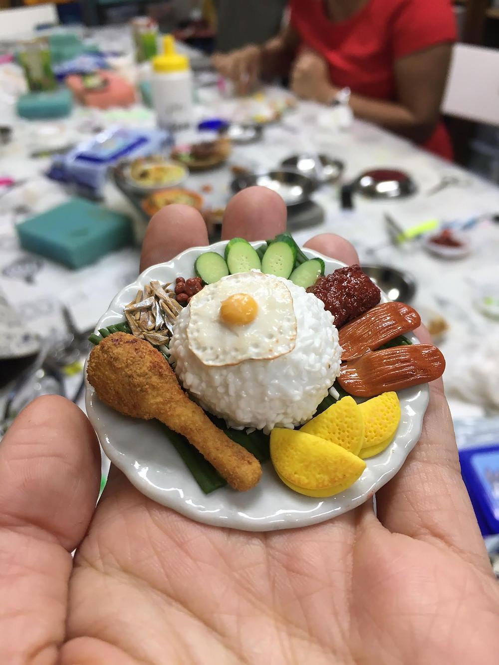 nasi lemak 13