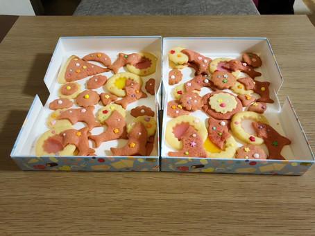 Shiroi Koibito Cookies