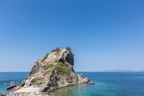 Skopelos wediding