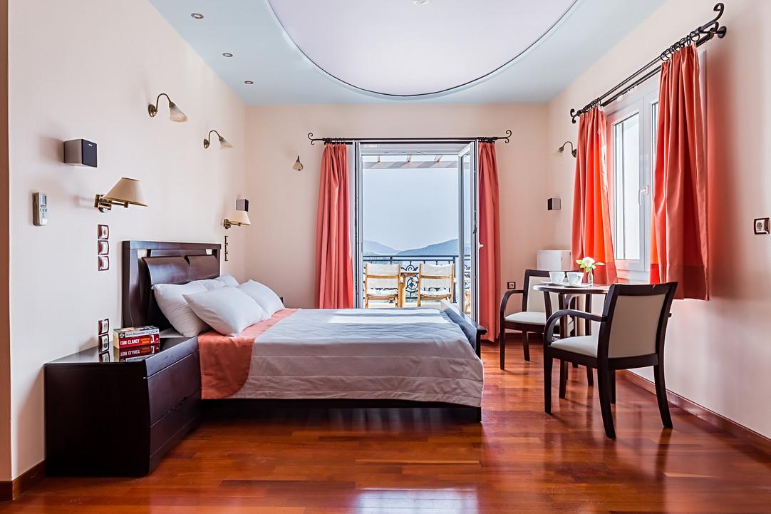 φωτογράφιση ξενοδοχείων και δωματίων