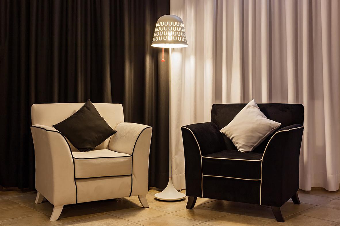 in-light interior design photography