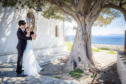 Wedding photographer Skopelos