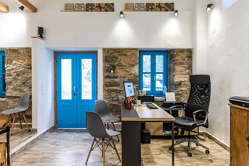in-light studio Skopelos island