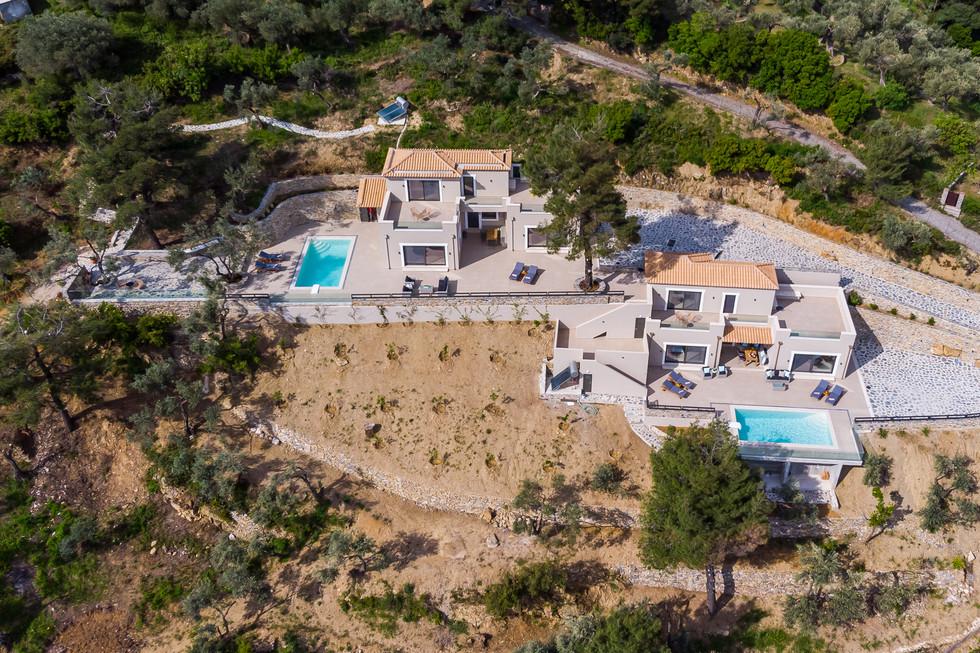 fotografos villas greece