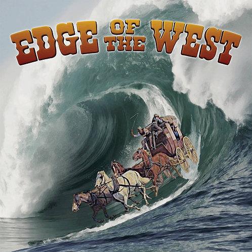 Edge of the West  CD (studio)