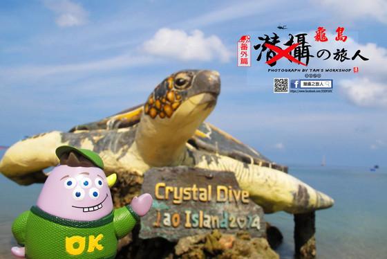 泰國龜島「潛」修《交通與觀光》