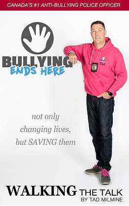 Bullying Ends Here: Walking the Talk