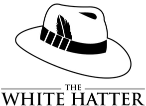 The White Hatter Logo