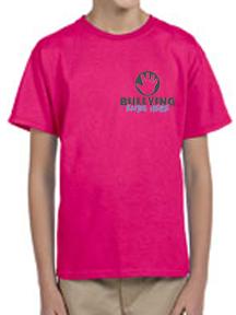 Youth Pink Shirts