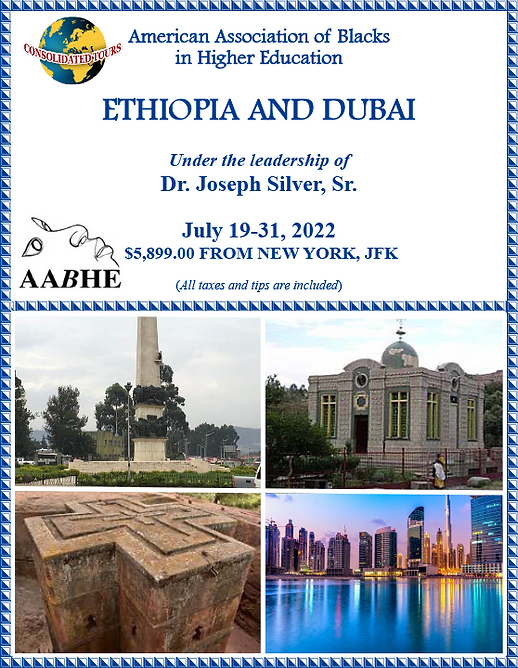 AABHE Study Tour Ethiopia and Dubai 2022