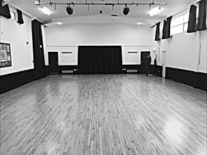 NuSteps Awsworth NG16 Ballroom and Latin Dance Studio