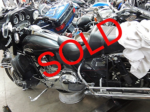 2009 Harley Davidson FLHTCU Ultra Classic