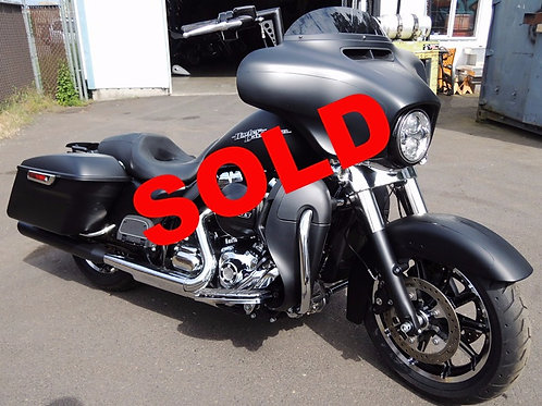 2015 Harley Davidson FLHTK Ultra Limited Custom