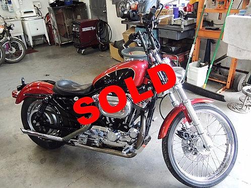1998 Harley Davidson XL1200 Sportster